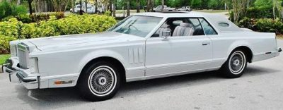1977 Lincoln Continental Mark IV
