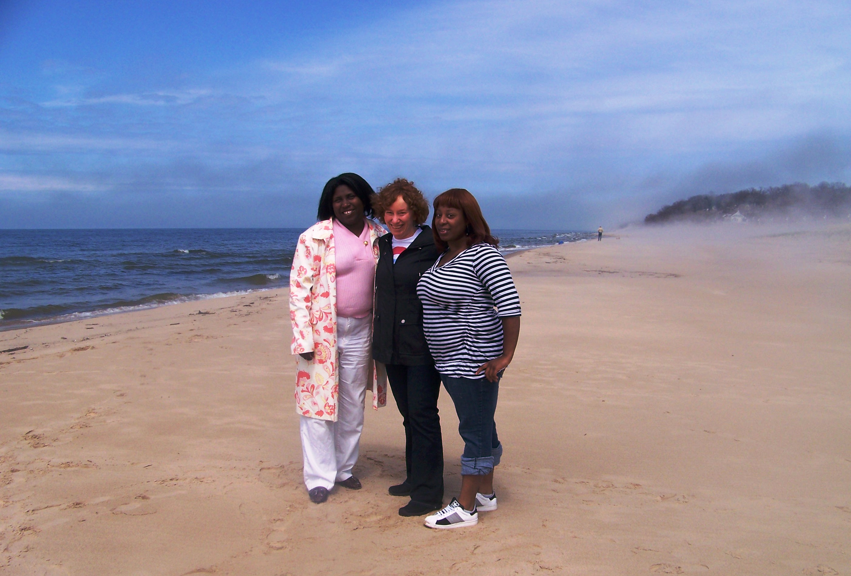 Members Of Detroit And Muskegon Delegations To Benton Harbor