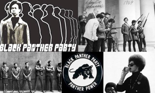 black panthersAngela Davis Black Panther