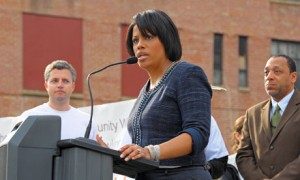 Another Black woman leader, Baltimore Mayor Stephanie Rawlings has taken the lead in a massive class action lawsuit against banks accused of bid-rigging in the LIBOR scandal.