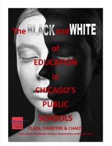 Black and White of Education Chicago