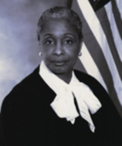 Judge Vera Massey Jones declared JLWOP to be unconstitutional in 1994, when she sentenced Cortez Davis.
