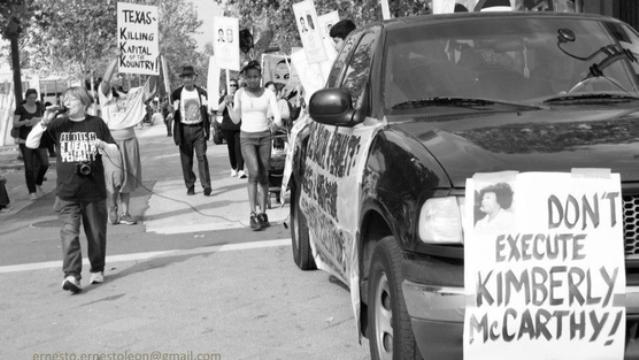 KM protest