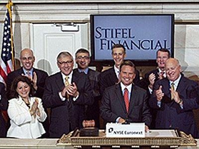 Stifel Financial execs