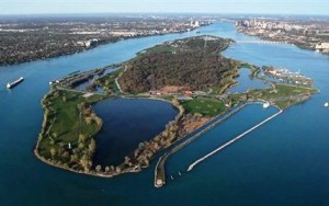 Detroit's most precious jewel, Belle Isle.
