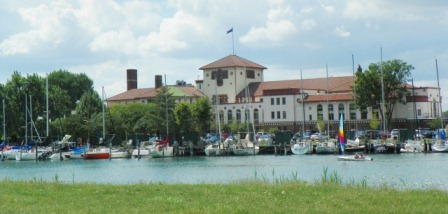 Detroit Yacht Club pays city $1 a year to lease prime property on Belle Isle. Until 1969, it refused to admit Blacks.