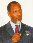 Pastor Charles Stewart.