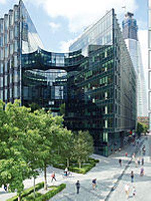 PwC London HQ.