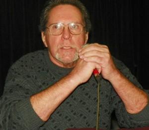 Homeowner Ray Mandry