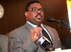 Rev. Charles Williams II of NAN
