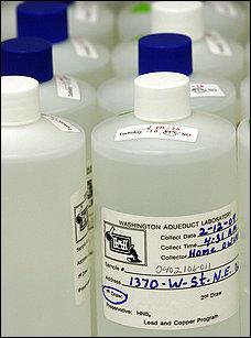 DC water sample