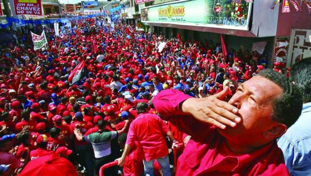 Long live President Hugo Chavez of Venezuela!