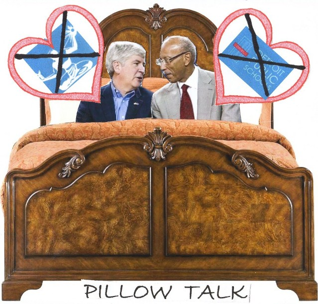 Pillow talk Snyder and Bing