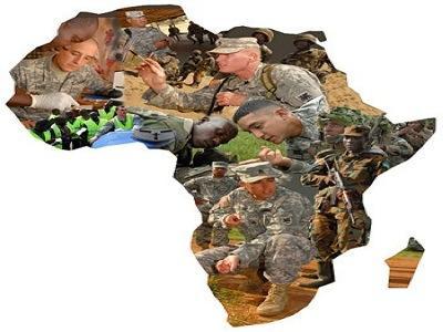 "Under Barack Obama, U.S. has ""boots on ground"" all over Africa, under AFRICOM."