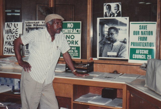 Al Phillips, President of AFSCME Local 457, Detroit Health Department. Born Feb. 15, 1937, Died April 16, 1994.