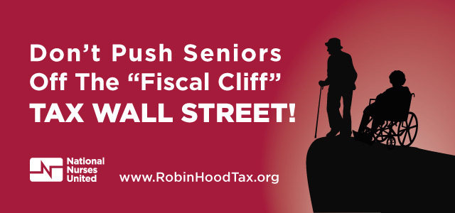 Don't push seniors off the Fiscal Cliff
