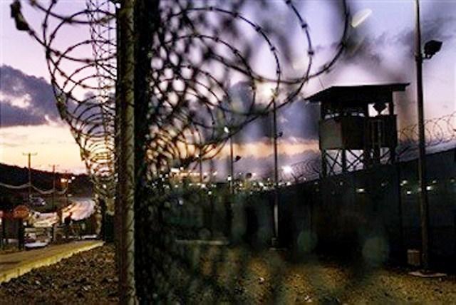U.S. Guantanamo prison/Photo Gitmo Justice