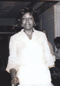 The late AFSCME Local 457 President Hazel Edwards.