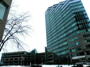 Jones Day offices in Cleveland, where the global law firm was founded.