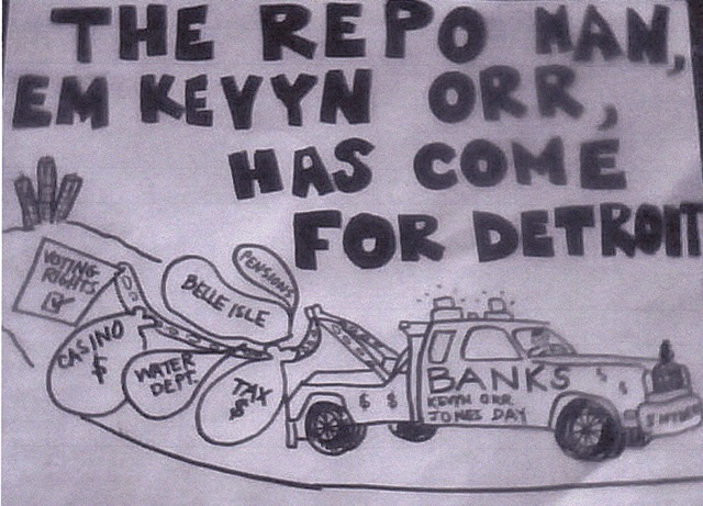 Banks Repo