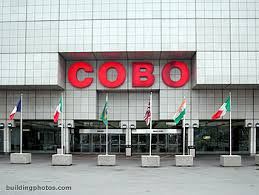 Detroit's Cobo Hall regionalized under former Mayor Ken Cockrel, Jr.
