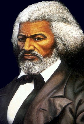 Abolitionist hero Frederick Douglass