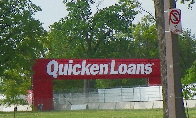 Dan Gilbert's Quicken Loans is one of the DBIGP's sponors. The billionaire may be responsible for the recent evictions of hundreds of poor folks in the Cass Corridor.