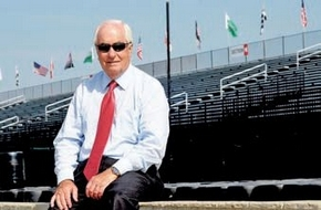 Roger Penske, king of the Detroit Belle Isle Grand Prix and CEO of a multi-billion dollar corporation.