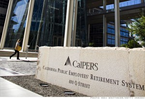 CalPERS offices.