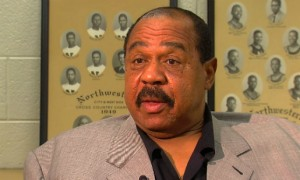 Monica's Uncle Detroit Tiger hall of famer Willie Horton.