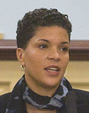 "Michelle Alexander, Author of ""The New Jim Crow."""