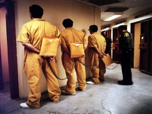 Pelican Bay supermax prisoners.