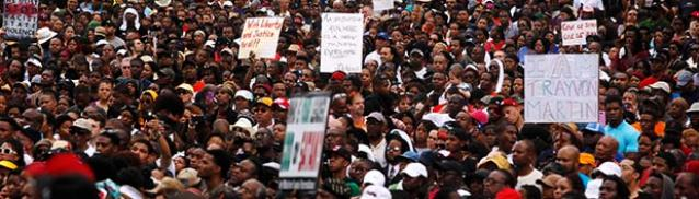 Trayvon rallies 100 cities