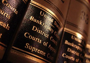 United States bankruptcy code books.
