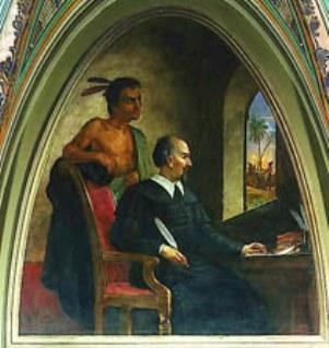 Bartolomeo de Casas.