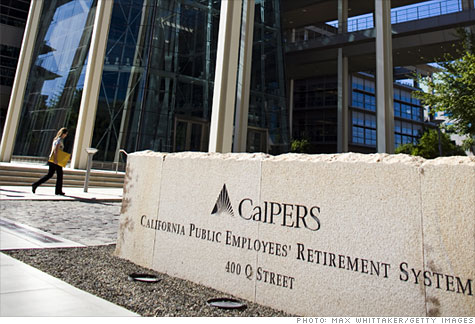CalPERS retirees are under the gun in bankruptcy fillings in Stockton, San Bernandino and other cities in California.