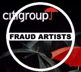Citigroup fraud artists