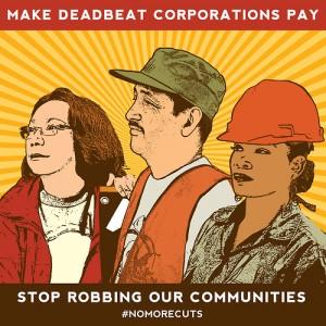 Deadbeat corporations