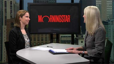 Rachel Barkley (l) of Morningstar.