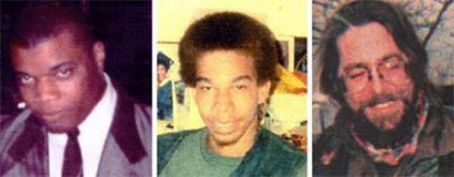 Rodrick Carrington, Lamar Grable, Darren Miller, victims of Officer Eugene Brown while Benny Napoleon was a command officer.