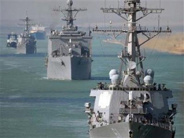 U.S. Destroyers