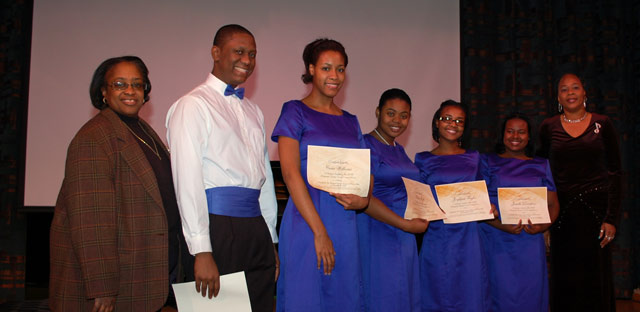 Award-winning DSA singers and teachers Dec. 17, 2008