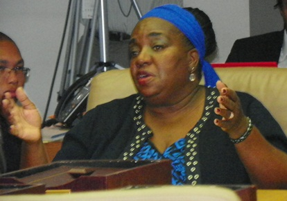 Councilwoman JoAnn Watson