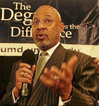 Former Detroit Mayor Dennis Archer/Photo Black Past