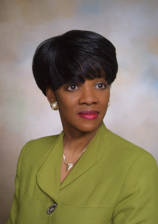 Dr. Denise Davis-Cotton, DSA founder and first Principal