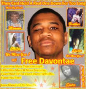 Free Davontae