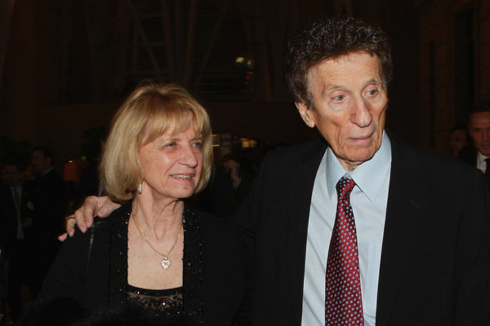 """Marion and Mike Illtich. Illitch is one of  Forbes """"400 Richest Individuals"""" in U.S."""