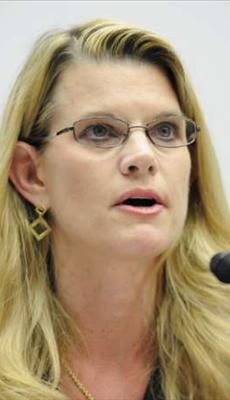Rebecca Mairone, a key figure in Countrywide's fraudulent mortgage practices, now works for J.P. Morgan Chase.