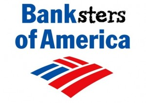 Banksters of America