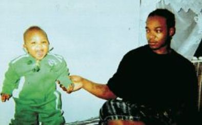 Not only police officers, but guards at Plan B assaulted and even killed patrons, including Perry Freeman, shown with his child Pierre. Freeman was shot in the back with a hollow point bullet by a guard, against whom no charges were brought. A settlement in the civil case ensued.